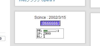 キリ番:666666