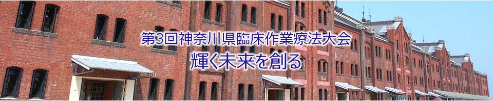 第3回神奈川県臨床作業療法大会