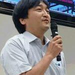 澤口副会長のあいさつ