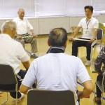 注目される分野 : 介護予防活動