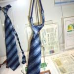 片手で結べるネクタイ