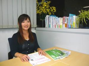 159号:株式会社青海社『臨床 作業療法』編集室 松岡 薫さん