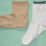 ラソックスの靴下