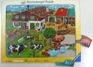 ドイツ・Ravensburger(ラベンズバーガー)社のパズル