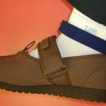 靴ベルト使用場面
