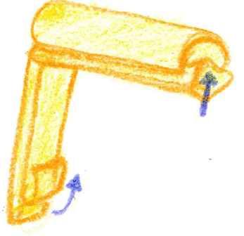 歯ブラシ立て・製作方法