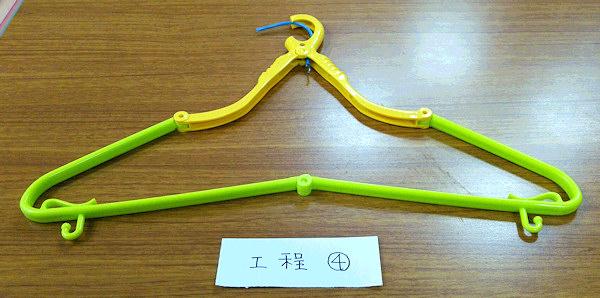 作品No.40 ワンタッチハンガー